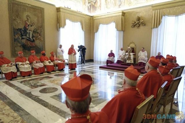 因年龄问题天主教教皇辞职 600年首次主动退位