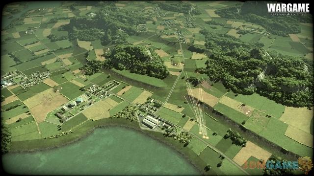战机坦克齐登场!《战争游戏:空降作战》新截图