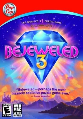 《宝石迷阵3》(Bejeweled 3)零售版含注册机