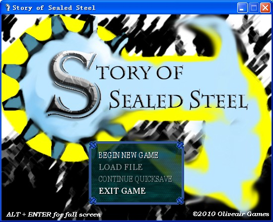 《钢之印记》(Story of Sealed Steel)绿色完整版