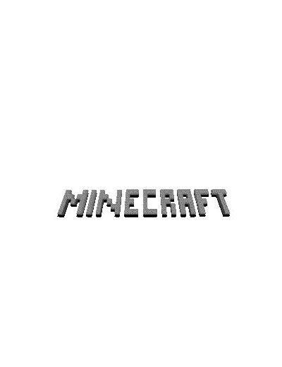 《我的世界》(Minecraft)卡通版集成小地图mod