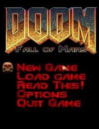 《末日:火星陨落》(Doom:Fall of Mars)绿色硬盘版