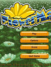 《疯狂花朵》(Flower Mania)绿色硬盘版