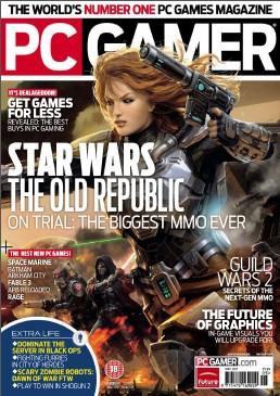 《PC GAMER》2011年5月版