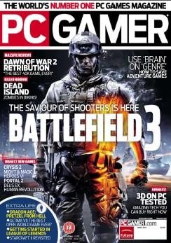 《PC GAMER》2011年4月版