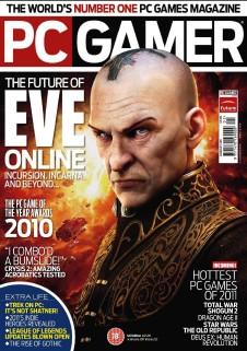 《PC GAMER》2011年1月版