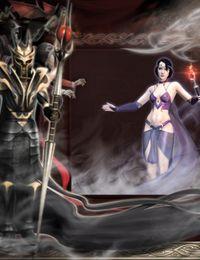 《神秘魔法:女巫之道》(Magical Mysteries:Path of the Sorceress)绿色硬盘版