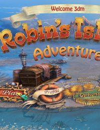 《罗宾的小岛探险》(Robin's Island Adventure)绿色硬盘版