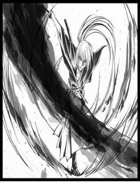 《浪客剑心:再闪》日版