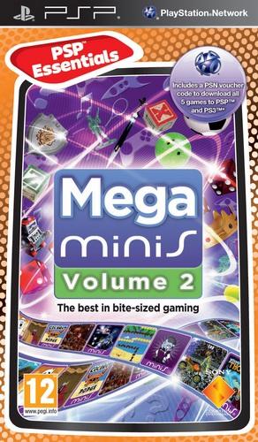 《Minis小游戏合辑Vol.2》欧版