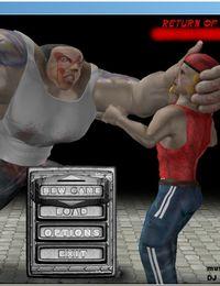 《快打大旋风2》(Street Karate2)绿色硬盘版