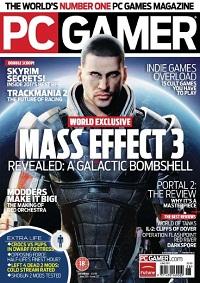 《PC GAMER》2011年6月版