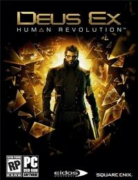 《杀出重围3:人类革命》3DM完整硬盘版