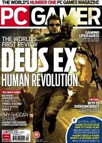 《PC GAMER》2011年9月版