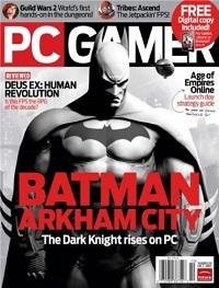 《PC GAMER》2011年10月版