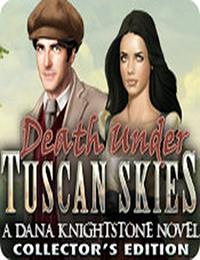《丹娜·金士顿小说:托斯卡纳天空下的死亡故事》3DM完整英文硬盘版