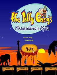 《快乐伙伴的非洲冒险》3DM完整英文硬盘版