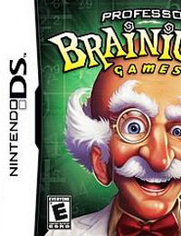 《脑教授的游戏》 美版