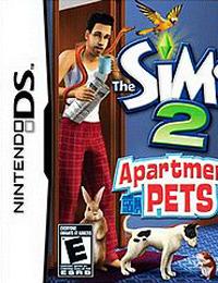 《模拟人生2 公寓宠物》 美版