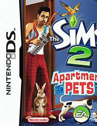 《模拟人生2 公寓宠物》 欧版