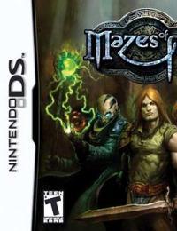 《命运迷阵DS》 美版