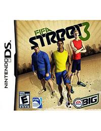 《FIFA街头足球3》 欧版