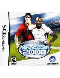 《真实足球2008》 美版