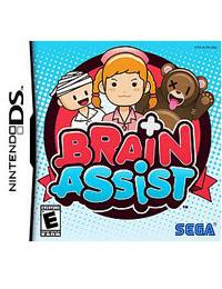 《右脑能力检测机 触摸右脑DS》 美版