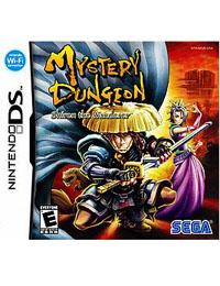 《不可思议迷宫 风来之西林DS》 美版