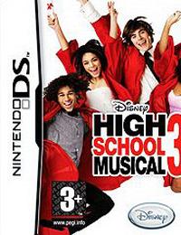 《歌舞青春3 高中时代》 美版