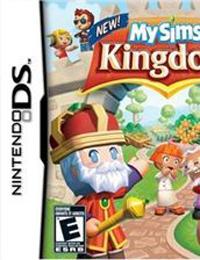 《我的模拟王国》 欧版
