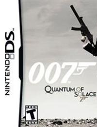 《詹姆斯邦德007 量子危机》 欧版