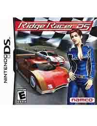 《山脊赛车DS -Ridge Racer DS 》 美版