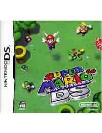 《超级马里奥64 DS》 日版