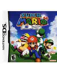 《超级马里奥64 DS》 美版