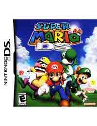 《超级马里奥64 DS(v01)》 美版