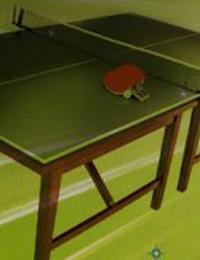 《冠军乒乓球》 欧版