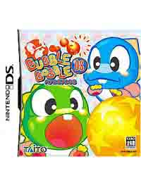《泡泡龙DS 》 日版