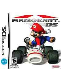 《马里奥赛车DS》 欧版