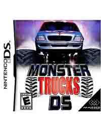 《怪兽卡车DS》 美版