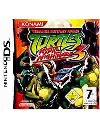 《忍者神龟3》 欧版