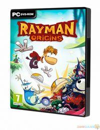 《雷曼:起源》官方游戏操作说明书