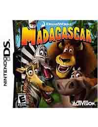 《马达加斯加》 美版
