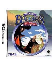 《超级黑巴斯钓鱼DS》 日版