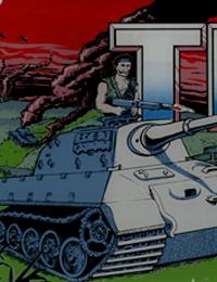 《大坦克3》 欧版