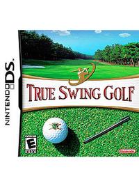 《真实高尔夫DS》 美版