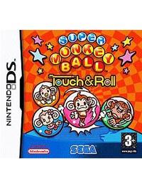 《超级猴子球DS》 欧版
