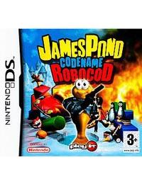 《詹姆斯庞德 - 代号Robocod》 欧版