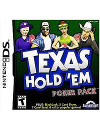 《德克萨斯扑克》 美版