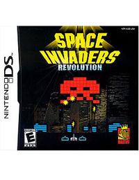 《太空侵略者 - 革命》 美版